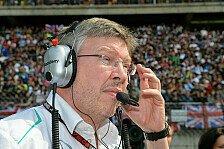 Formel 1 - Superhirn, Chefstratege, T�ftler, Physiker: Ross Brawn im Portrait