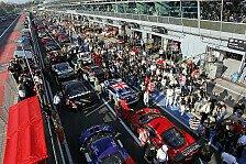 Blancpain GT Serien - Auftakt ohne �berma�: Vorschau: BES in Monza