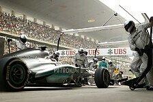 Formel 1 - Performance ist Power: Mercedes: Keine Eile bei Personalentscheidungen