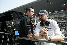 Formel 1 - Es wird uns nicht beeintr�chtigen: Lopez: Allison-Abgang f�r Leistung nicht relevant