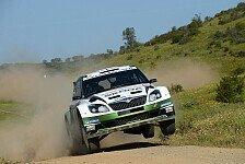 WRC - Lappi/Ferm feiern ersten Sieg: WRC2: Sieg und Platz drei in Portugal f�r Skoda