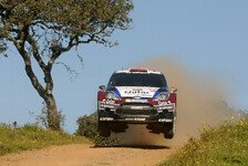 WRC - Nicht die besten Tage f�r M-Sport: �stberg: Habe den Stein nicht gesehen