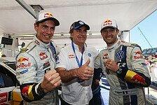 WRC - Dakar mit Peugeot im Fokus: Carlos Sainz verl�sst Volkswagen