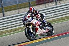 Superbike - Rea gibt Comeback: Honda-Piloten finden Gef�hl bei Aragon-Tests