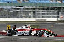 Formel 3 EM - Prema dominiert erstes Rennen: Lynn feiert Heimsieg in Brands Hatch