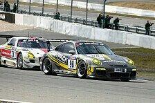 VLN - Erstes Rennen auf der Nordschleife: Yannick F�brich deb�tierte mit neuem Porsche