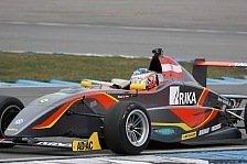 ADAC Formel Masters - ADAC Formel Masters ist die perfekte Klasse f�r den Formelsport-Einstieg: Stefan Riener