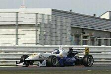 Formel 3 EM - Bester Deutscher: Rudersdorf trotzt Wetterkapriolen in Silverstone