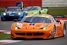 WEC - Philipp Peter in Silverstone am Podium: Peter: Gelungener Start in die neue Saison