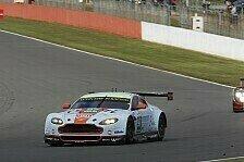 WEC - Mücke Erster beim Aston-Martin-Heimspiel