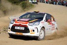 WRC - Sehr �rgerlich: Vorzeitiges Aus f�r Riedemann in Portugal