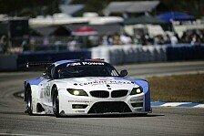 USCC - In Long Beach immer auf dem Podium: BMW Team RLL: R�ckkehr auf erfolgreiches Terrain