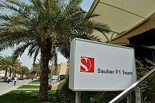 Formel 1 - Finanzkrise bei Sauber?: Kaltenborn: Wir stecken in Schwierigkeiten