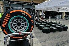 Formel 1 - Red-Bull-Test sinnlos: Brawn: Reifen-Test f�r ein Team unfair
