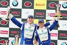 Blancpain GT Serien - Aufw�rtstrend fortsetzen: Seyffarth verpflichtet brasilianischen GT-Champion