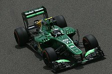 Formel 1 - Kovalainen kehrt zur�ck: Video - Caterham unchained - Episode 11