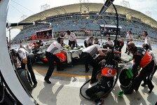 Formel 1 - Boxenstopp vor der Haust�r: Video - McLaren-Service f�r Zuhause