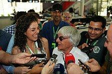 Formel 1 - Ecclestone: Social Media ist #Neuland und kurzlebig: Zuschauerschwund: Kein Handlungsbedarf