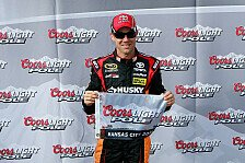 NASCAR - Vierte Saison-Pole f�r Joe Gibbs Racing: Kenseth holt Kansas-Pole vor Roush-Duo