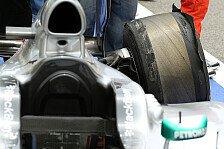 Formel 1 - Sicherheitsrisiko Reifen: Schneider: Pirelli-Reifen katastrophal schlecht