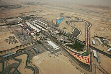 Formel 1 - Mercedes logischer Favorit: Vorschau: Bahrain GP