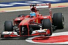 Formel 1 - Angriff aus der zweiten Reihe: Ferrari: Zwei verschiedene Strategien