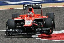 Formel 1 - Signifikanter Teil des Budgets: Marussia leidet unter Concorde Agreement