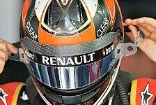 Formel 1 - Sinneswandel bei der FOM: Helm-Saga: R�ikk�nen setzt sich durch