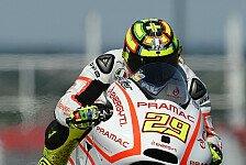 MotoGP - Spies wird am Montag untersucht: Iannone ist happy