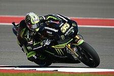 MotoGP - Reihe zwei f�r Tech-3-Pilot: Crutchlow h�lt Kontakt zur Spitze
