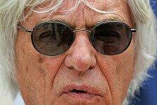 Formel 1 - B�rsengang in diesem Jahr: Ecclestone: Nur Top-10-Teams werden bezahlt