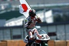 RIP Daijiro Kato: Am 20. April 2003 verstorben