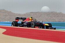 Formel 1 - Flutlicht zum Jubil�um: Bahrain-Nachtrennen 2014: Startzeit steht fest