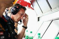 Formel 1 - Nachsicht der FIA verwirrend: Horner: MB-Strafe verhindert Regelbr�che nicht