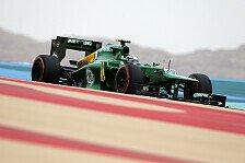 Formel 1 - Bilder: Die besten Bilder 2013: Caterham