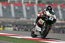 Moto2 - Favoriten an der Spitze: Terol markiert schnellste Runde im Moto2-Warm-Up