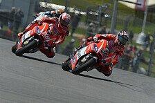 MotoGP - Mehr ist im Moment nicht drin: N�chstes hartes Wochenende f�r Ducati