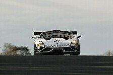 Blancpain GT Serien - Rosina und Basseng auf der Pole: Italienischer Stier ist in Spanien zu Hause
