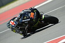 MotoGP - Freude �ber Rang neun: Smith konnte im Regen viel lernen