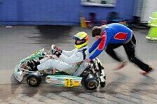 ADAC Kart Masters - 9 verschiedene Sieger in 6 Klassen: Hahn: Ralf Schumacher im Pech