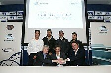 Formel E - Interaktivit�t im Fokus: Formel E: Drayson Racing sucht nach Top-Fahrern