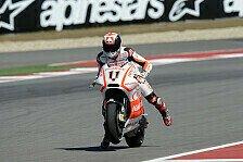 MotoGP - Spies fällt in Jerez aus