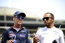 Formel 1 - Titel 2013 nicht unm�glich: Hamilton: Ich bin st�rker als Vettel