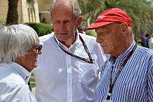 Formel 1 - Es gilt die Unschuldsvermutung: Marko �u�ert sich zur Causa Ecclestone