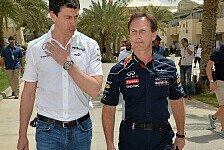 Formel 1 - K�nnen entscheidet, nicht Geld: Horner: Keine Frage des Budgets