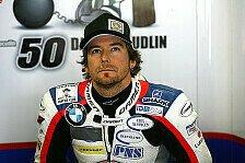 IDM - MotoGP oder IDM: Damian Cudlin