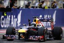 Formel 1 - W�stenrennmaus Vettel: Video - Inside Grand Prix nach Bahrain