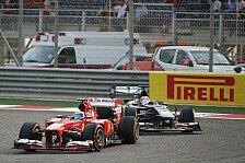 Formel 1 - Keine Ahnung, was los war: Felipe Massa