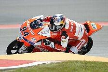 Moto3 - Jonas Folger nach Trainingsbestzeit