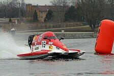 ADAC Motorboot Cup - Lauscher meldet sich zur�ck: K�pcke verteidigt F�hrung